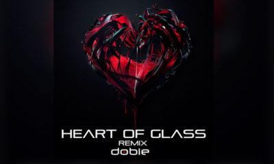 "Dobie's ""Heart Of Glass"" Remix Hits No. 1 On Spinnin' Talent Pool Chart"