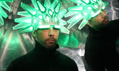 "Jamiroquai's Jay Kay Gets Drunk In Music Video For ""Nights Out In The Jungle"""