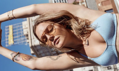 Photos: Tove Lo Dared To Pose In Popular Men's Magazine