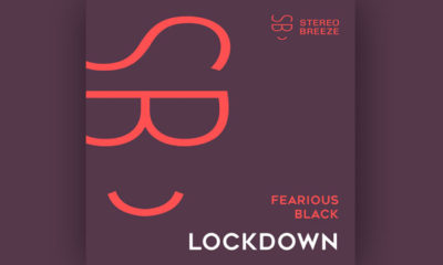 "Fearious Black Brings Hype To Dance Floor With Bass-Heavy Tune ""Lockdown"""