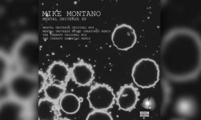Previews From Mike Montaño's New EP 'Mental Universe' Surface Online 😮