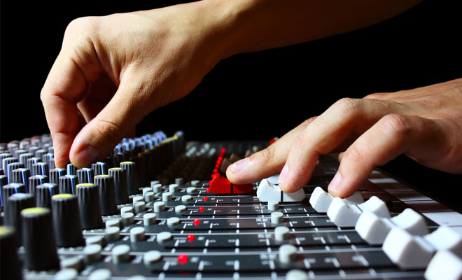 Getting Smart With: Music Mixing
