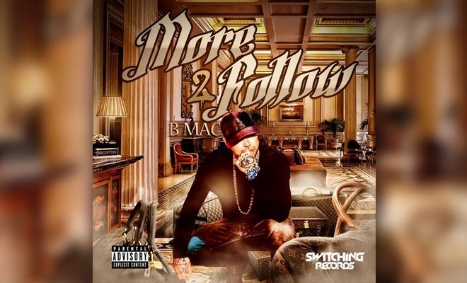 B Mac Releases 4-Track EP 'More 2 Follow' Via Switching Records