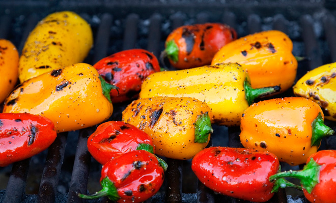 Three Most Scrumptious Grilled Vegetables Recipes!