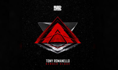 Tony Romanello Delivers Electrifying Techno On New EP 'Danger Close'