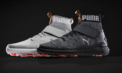 2018 Most Modern Golf Shoe - The PUMA Hi-Top Ignite PWRADAPT