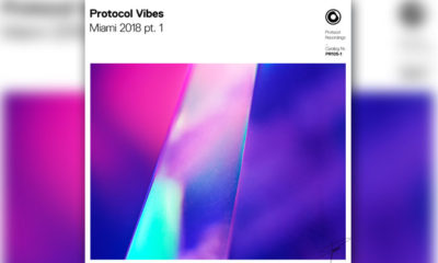 """Protocol Announces Miami Showcase Lineup And Kicks Off With """"Protocol Vibes - Miami 2018"""" Music Package"""