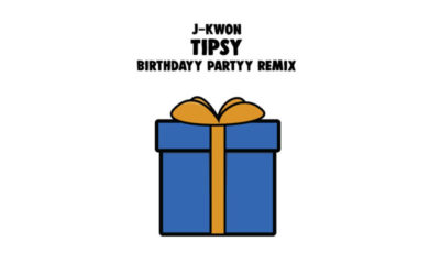 "Birthdayy Partyy Blend Techno & Electro On J-Kwon's ""Tipsy"" Remix"