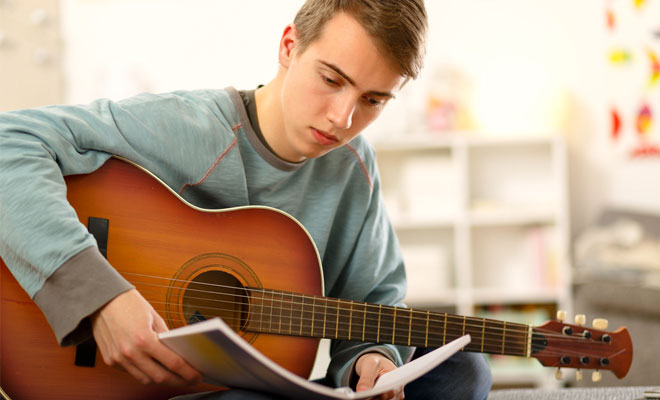 How To Learn Guitar By Yourself