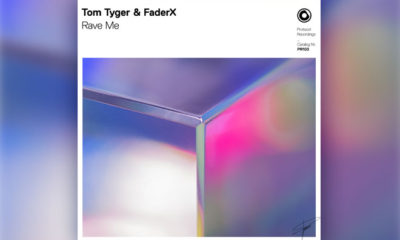 "Tom Tyger And FaderX Collaborate For Festival Anthem ""Rave Me"" On Protocol"