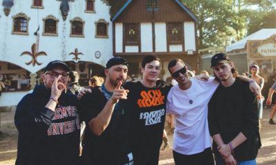 """SLANDER & WAVEDASH Deliver Bone-Shaking New Track """"Move Back"""""""