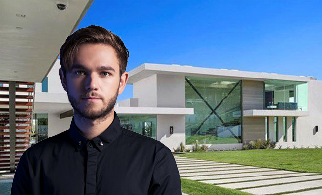 Discover What Is Inside Zedd's $16 Million Mansion