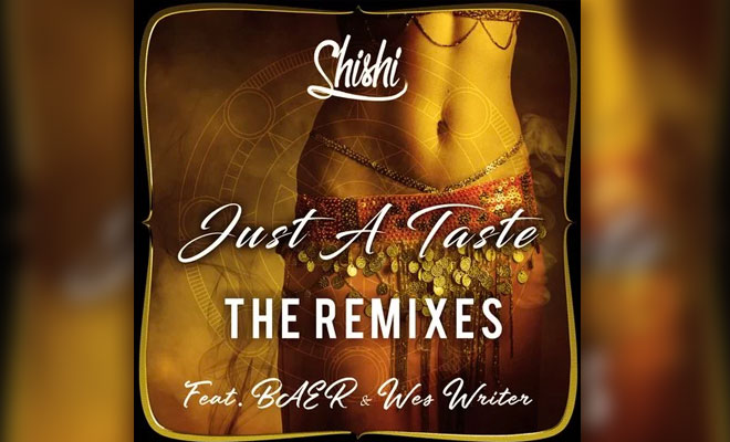 """SUAHN Reveals A Trap Remix For ShiShi's """"Just A Taste"""""""