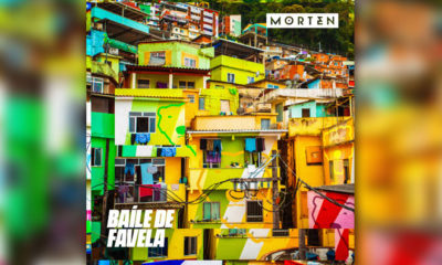 "MORTEN Brings The Brazilian Vibes On New Release ""Baile De Favela"""