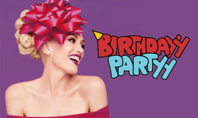 "Gwen Stefani's ""Hollaback Girl"" Gets Incredible Remix From Birthdayy Partyy"