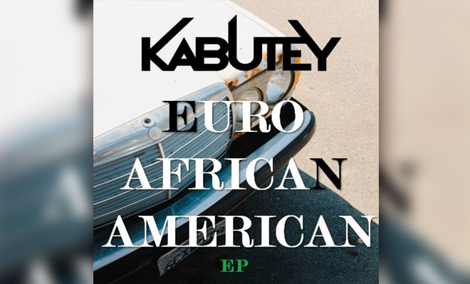 Kabutey Celebrates His 'Euro African American' Heritage With New EP