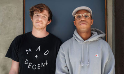 NGHTMRE And Pell Join Forces For Bass & Hip-Hop Fusion EP 'Magic Hour' On Mad Decent