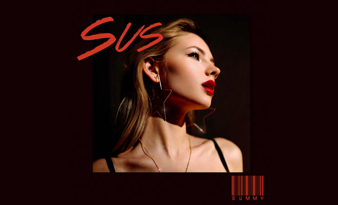 "Summy's Voice Blows Us Away On This Song Called ""Sus"""