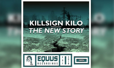 "Check Out This Beautifully Eclectic Track From Killsign Kilo — ""The New Story"""