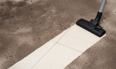 Cleaning Methods of A Tile Floor