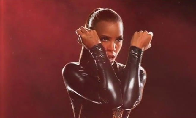 New Video Alert: Kelly Rowland - Commander