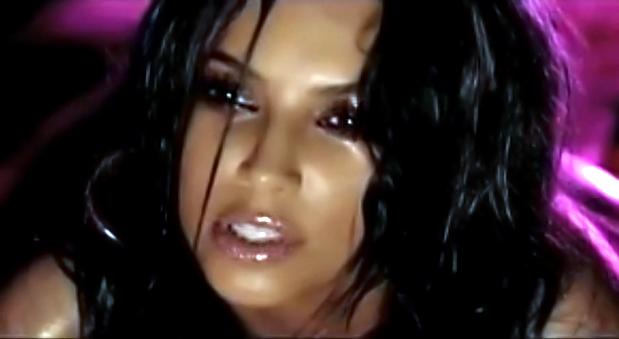 Kim Kardashian Turn It Up Video