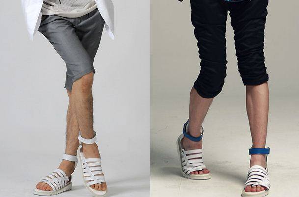 Fashion Guide For Men Sandals Are Back In Style