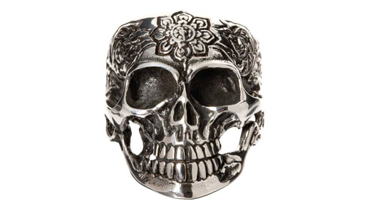 Fashion Guide For Men ► Skull Rings