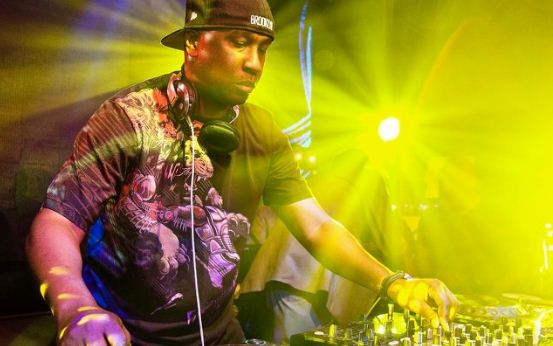 Todd Terry Perform At A Club Called Rhonda