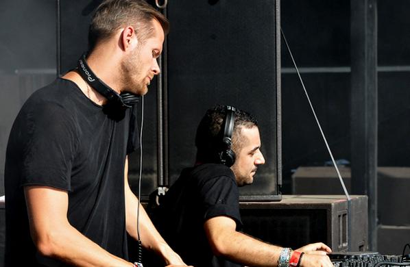 Adam Beyer Joseph Capriati Played Together A Techno Set In Miami