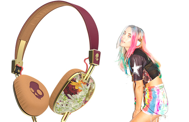 headphones skullcandy girls