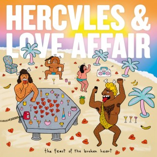 hercules feast album