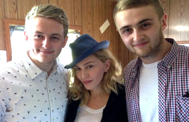 madonna working disclosure