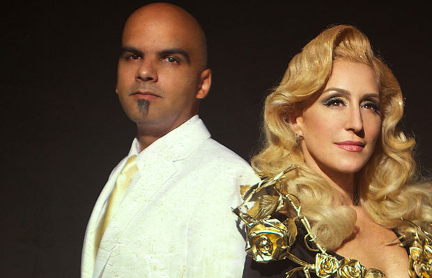 "Roger Shah Collaborates With JES - ""Glitter & Gold"""