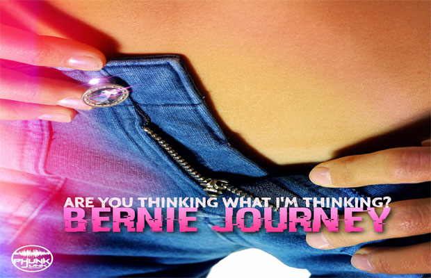 """Phunk Junk Records Releases New Bernie Journey Dance Single """"Are You Thinking What I'm Thinking?"""""""