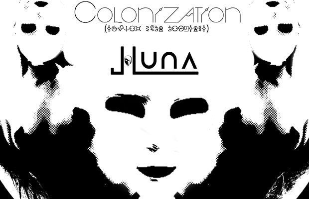JLuna: New Album 'Colonization' Has Techno Music