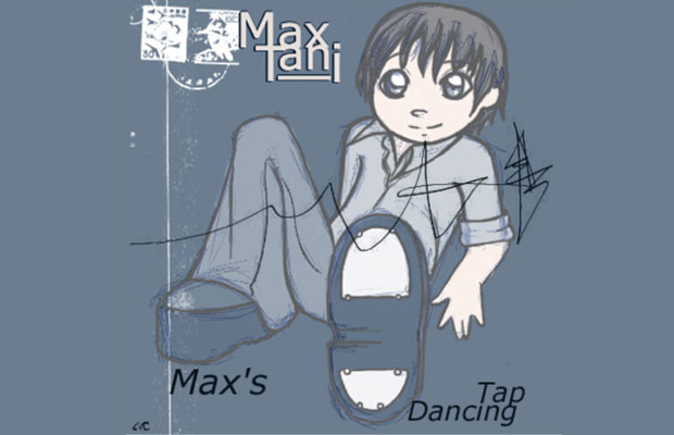 Max Tani Releases 'Max's Tap Dancing' - An Electronic Synth Album