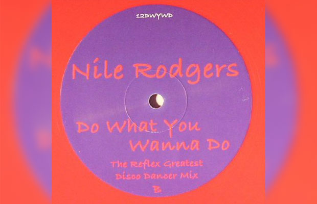 Listen: Nile Rodgers - Do What You Wanna Do (The Reflex Greatest Dancer Mix)