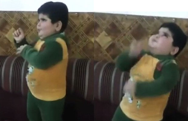 Internet Dancing Kid From Iraq Becomes An Online Sensation