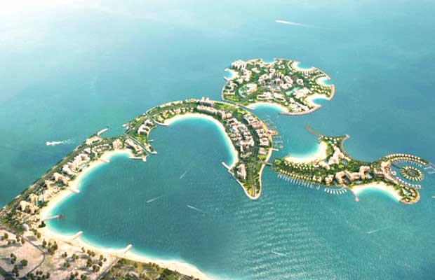 You Won't Believe! Man-Made Island To Be Built In Dubai Will Be The New Ibiza