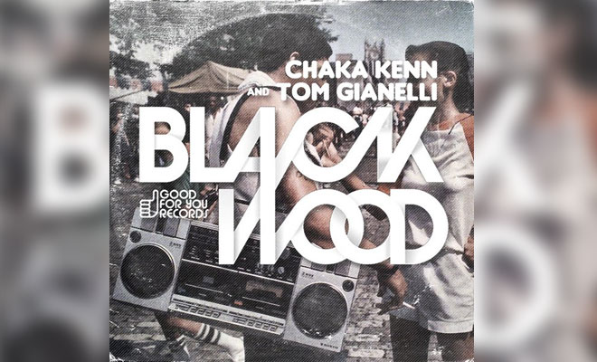 Chake Kenn & Tom Gianelli - Black Wood