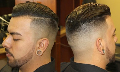 Fade Hairstyle Ideas