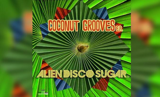 Listen Now: Alien Disco Sugar - Nice & Slow