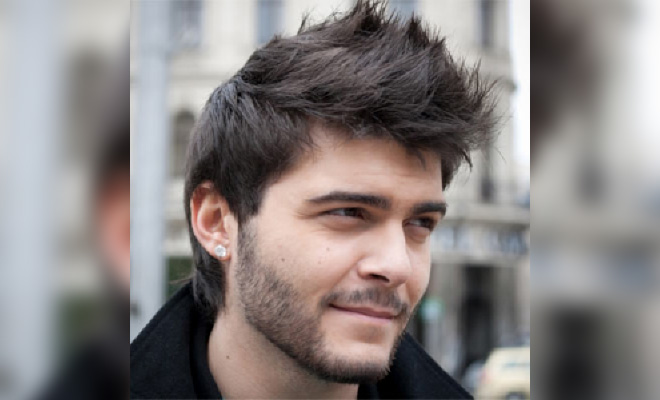 Fade Hairstyle Ideas For Travel Lover Men