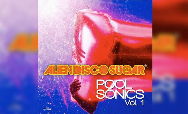 Listen Now: Alien Disco Sugar - My Eyes Of You