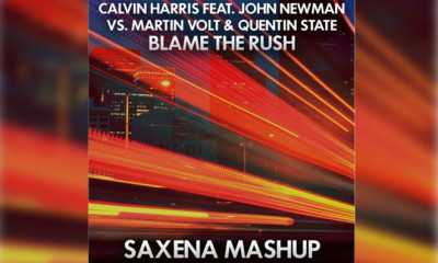 A Mashup Of Calvin Harris, Martin Volt & Quentin State Has Appeared On The Internet