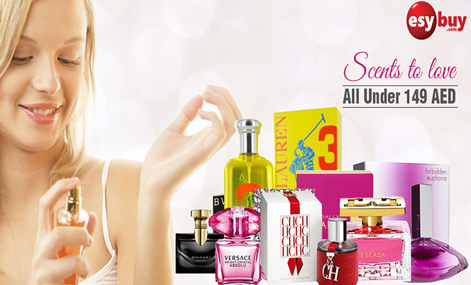 Buy perfumes online in UAE