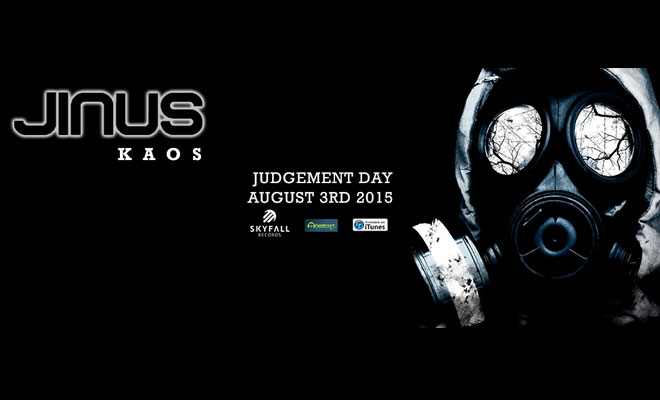 "Jinus Release New ""Kaos"" Teaser"