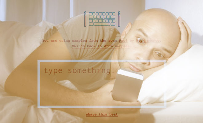 Typedrummer - A Ridiculously Addictive Website You Must Visit Now!