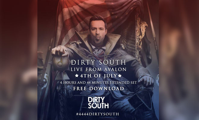 Dirty South Releases 4444 Set From Avalon‏